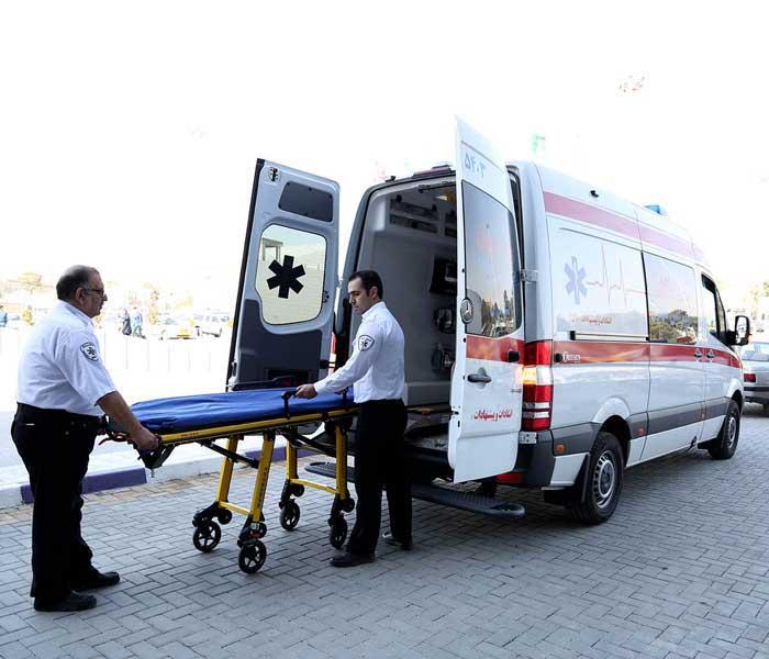 اجاره آمبولانس