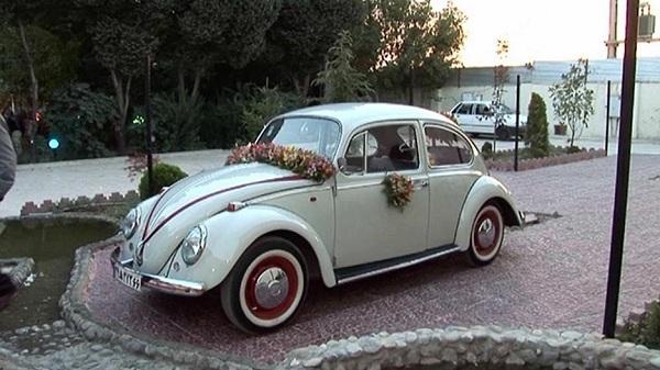 lخودرو کلاسیک را از موسسه کرایه ماشین عروس ایرنت کار بخواهید