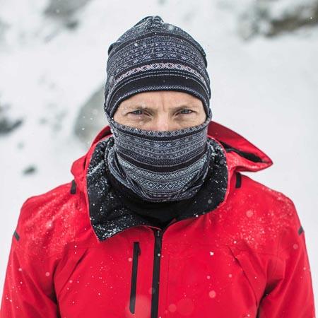 دستمال سر زمستانی کوهنوردی