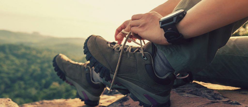 کفش کویر نوردی