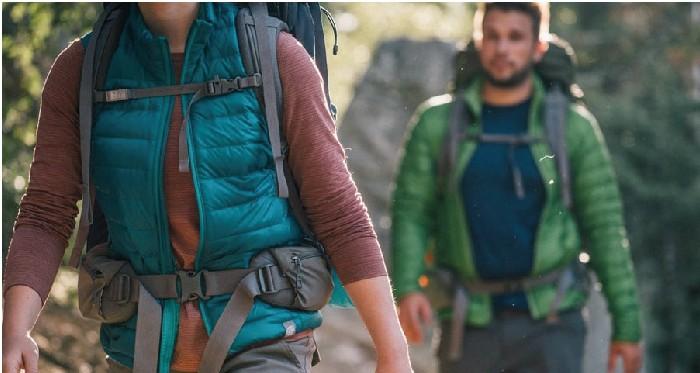 بندهای کوله پشتی کوهنوردی