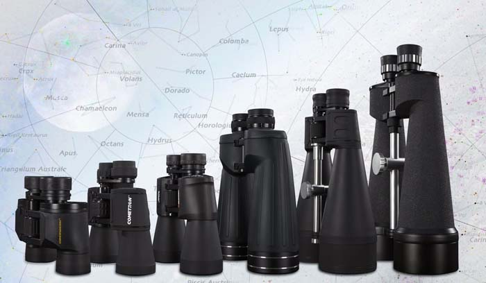 انواع دوربین شکاری