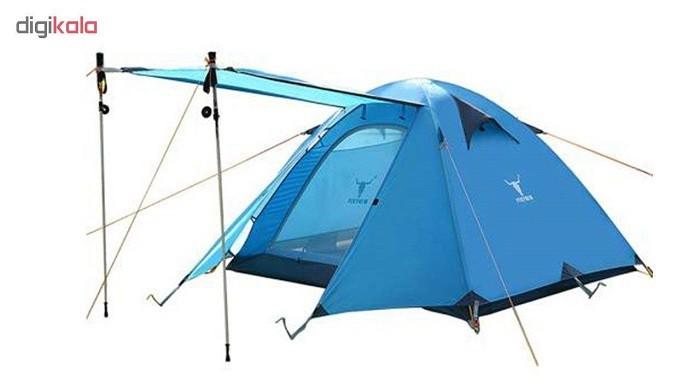 چادر مسافرتی ضد آب و سرما