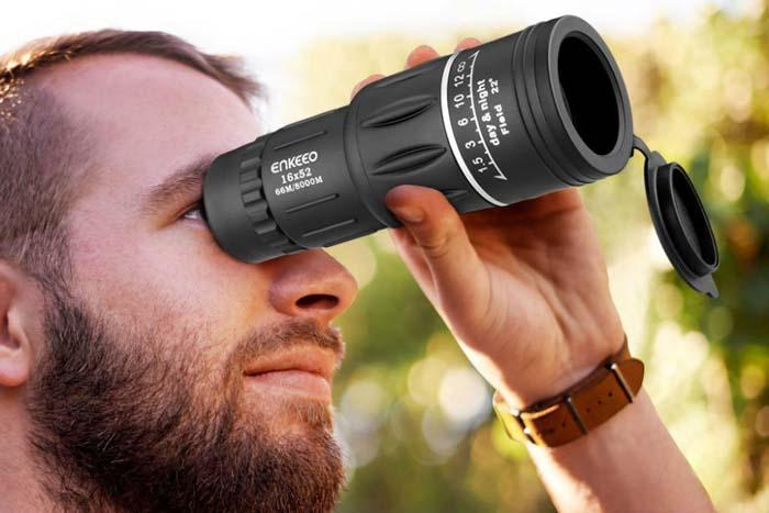 دوربین شکاری تک چشمی