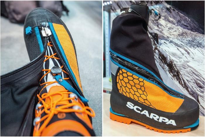 کفش کوهنوردی سنگین / هیمالیانوردی