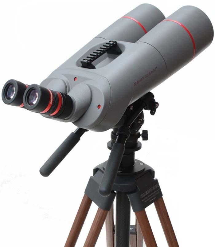 دوربین دو چشمی تلسکوپی از انوع دوربین دو چشمی