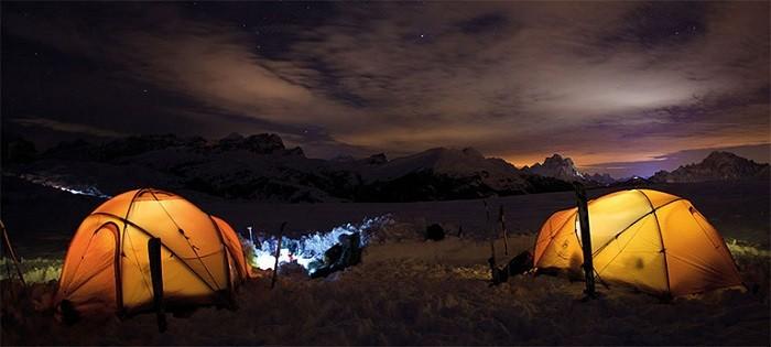 چادر مسافرتی حرفه ای
