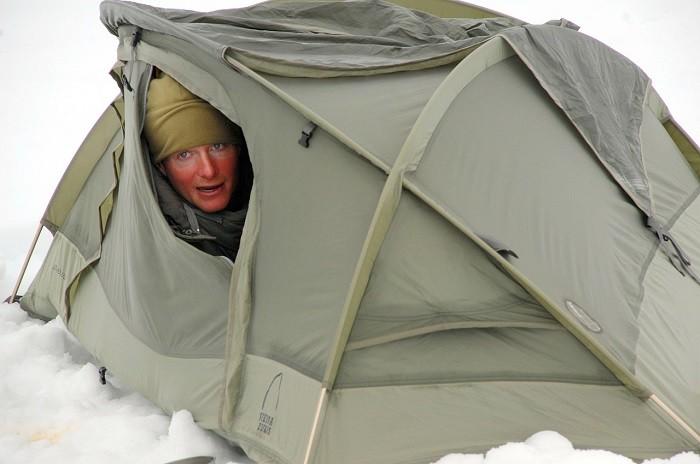 چادر مسافرتی ضخیم