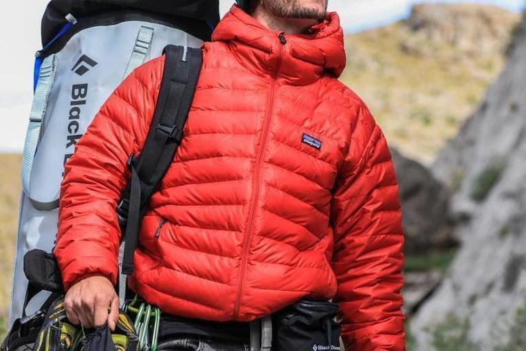 کاپشن کوهنوردی پر