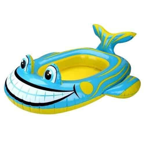 خرید قایق ارزان مدل کوسه برای کودکان
