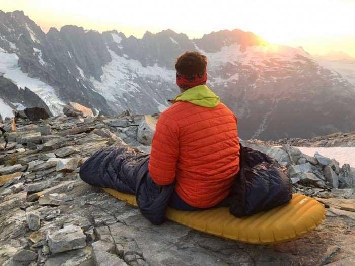 زیرانداز سبک کوهنوردی