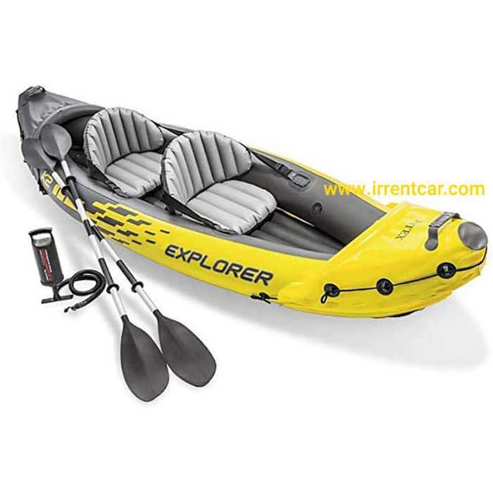 خرید قایق بادی اکسپلور از دیجی کالا | معایب قایق های بادی اکسپلور چیست؟