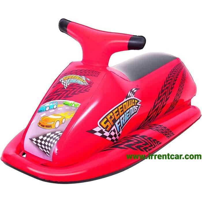 قایق بادی کودک مدل جت اسکی | قیمت قایق بادی بچگانه ی جت اسکی چقدر است؟
