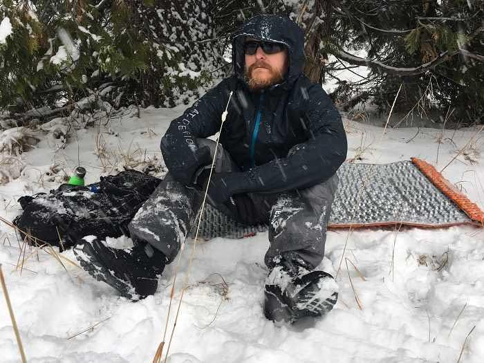 زیرانداز کوهنوردی آکاردئونی