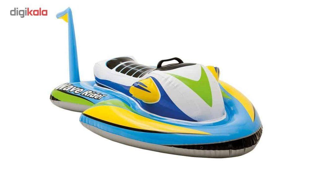 قایق بادی کودکانه | خرید قایق موتوری بچگانه ی بادی از دیجی کالا