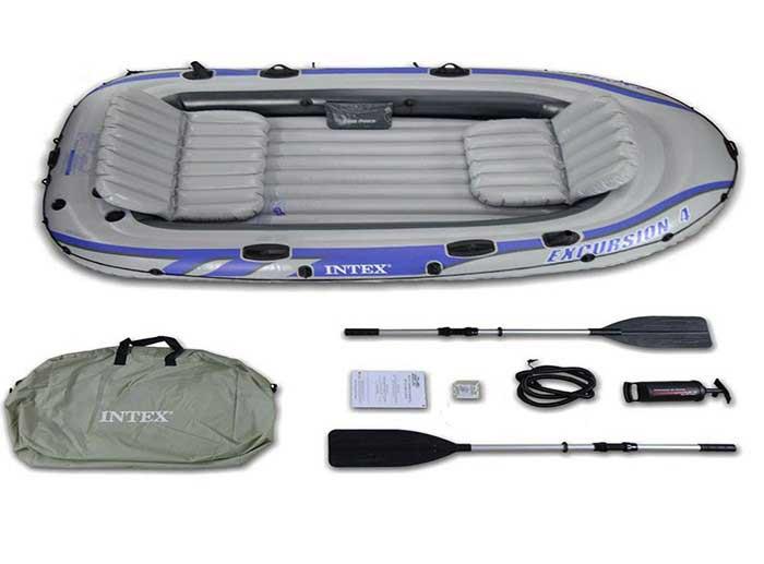 قایق بادی مخصوص دریا مدل های چهار نفره | قیمت قایق پلاستیکی چهار نفره چقدر است؟
