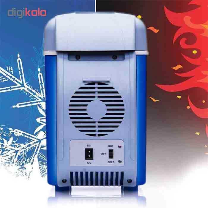 قیمت یخچال فندکی ماشین در چه حدودی است؟ | ارسال رایگان یخچال های دوکاره ی ماشین