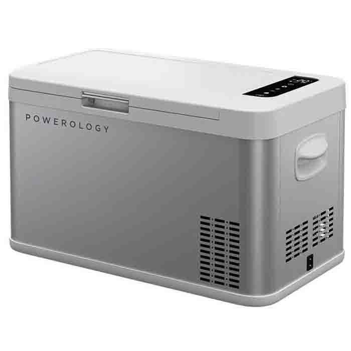 لینک خرید یخچال شارژی و یخدان مسافرتی فندکی  خودروی پاورولوژی به همراه ارسال رایگان