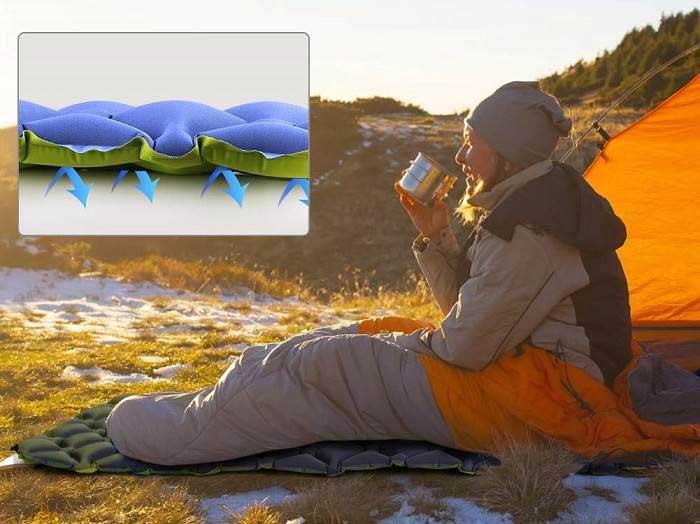 زیرانداز مسافرتی ضد آب