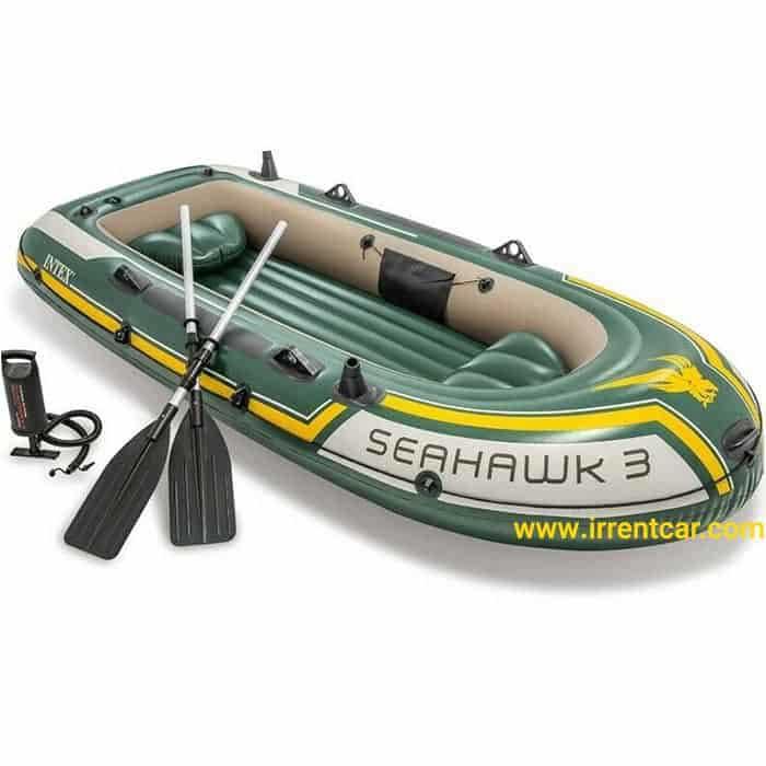 قیمت قایق پلاستیکی اینتکس چند است؟