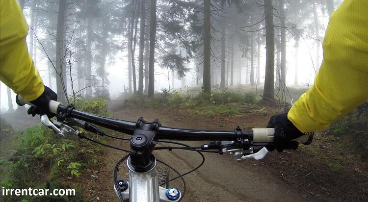 سایز دوچرخه