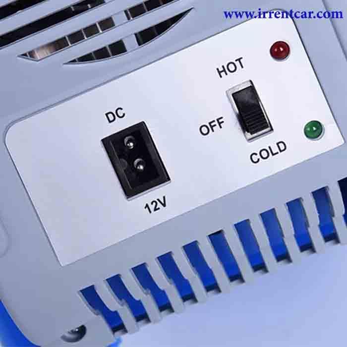خرید اینترنتی یخچال سرد و گرم خودروی  دیجی کالا | نحوه ی کار با یخچال فندکی