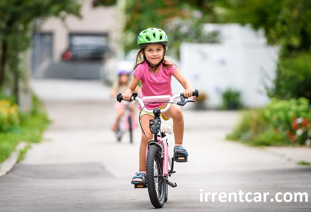دوچرخه دخترانه