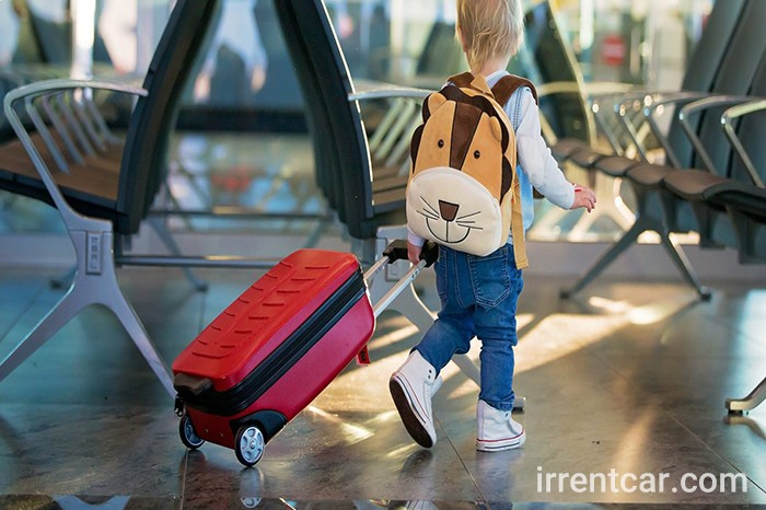 چمدان دخترانه