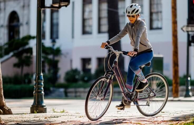سایز دوچرخه خانم ها