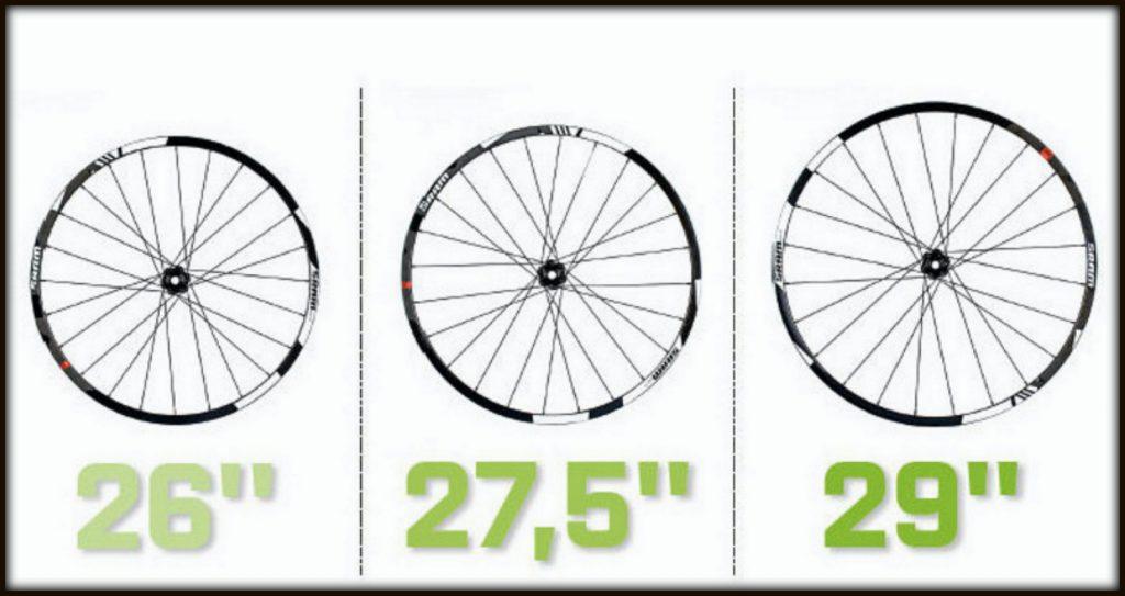 سایز لاستیک دوچرخه