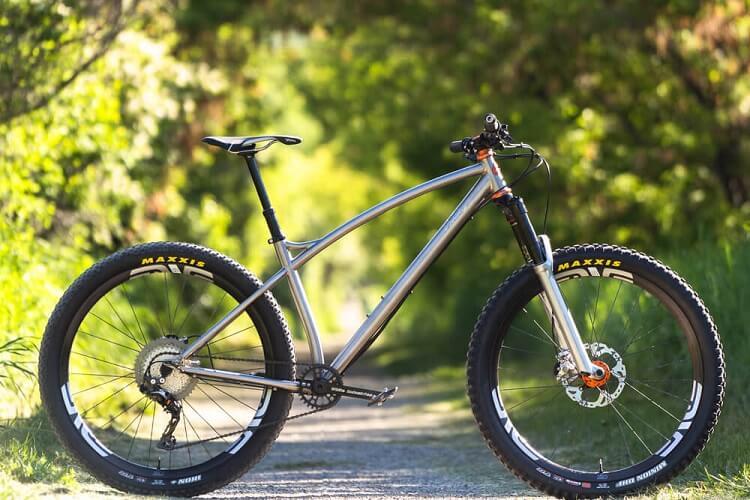 دوچرخه کوهستان کراس کانتری