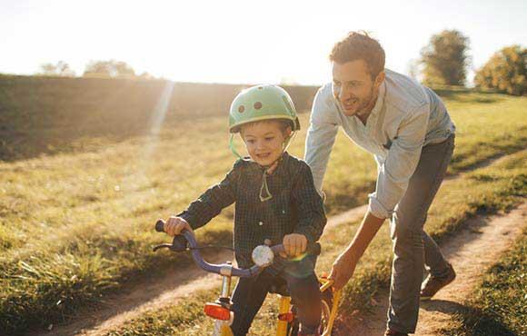 راهنمای آموزش دوچرخه سواری