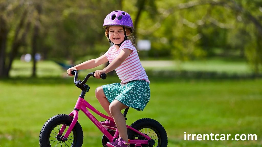آموزش دوچرخه سواری به نوجوانان