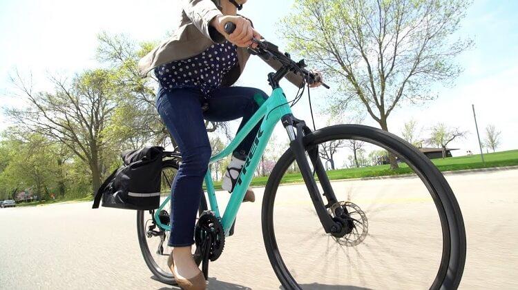 ویژگی دوچرخه هیبریدی