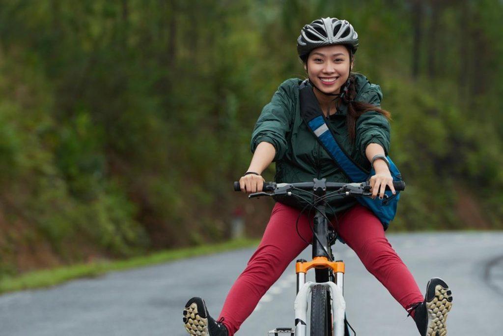 آموزش دوچرخه سواری بزرگسالان