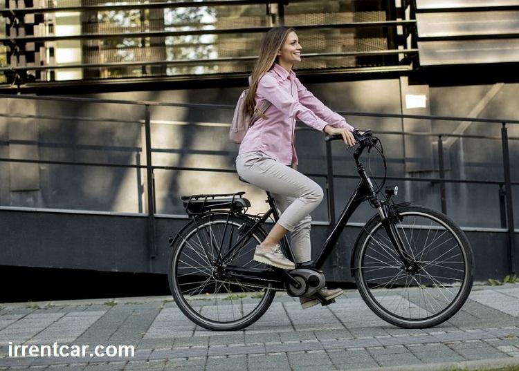 دوچرخه شهری برقی
