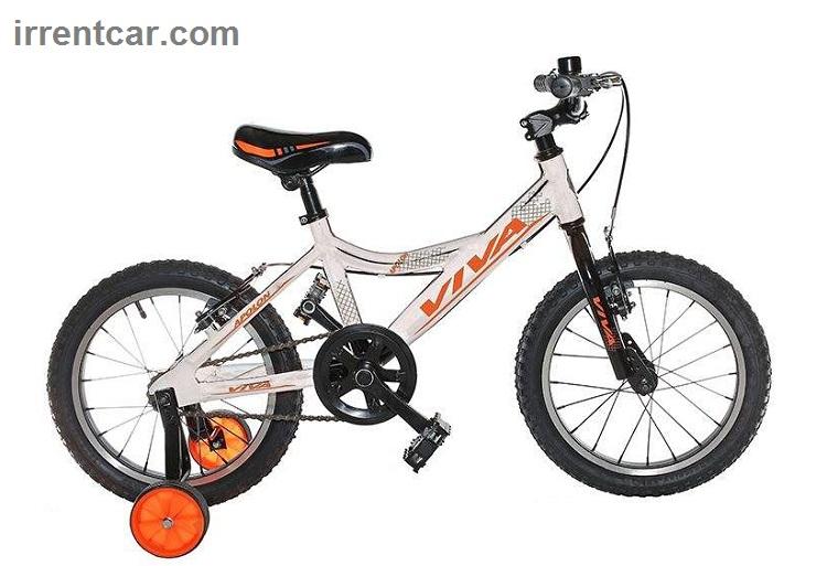 دوچرخه کودک ویوا