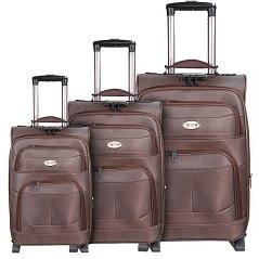 بهترین چمدان مسافرتی ساخت ایران از برند شهر چرم
