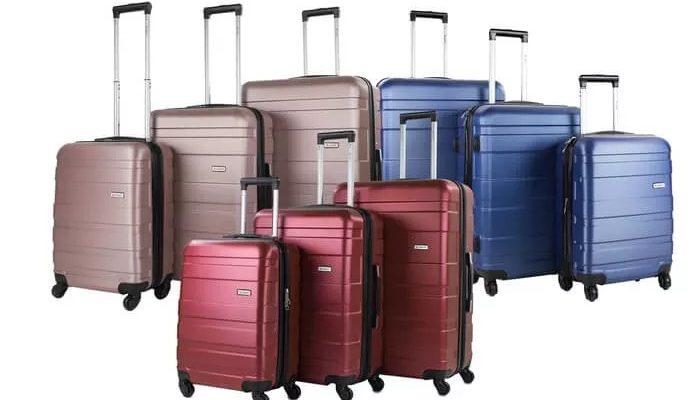 چمدان هارد یا سافت ؟ بهترین جنس چمدان است: ABS، پلی کربنات، تیتانیوم، نایلون