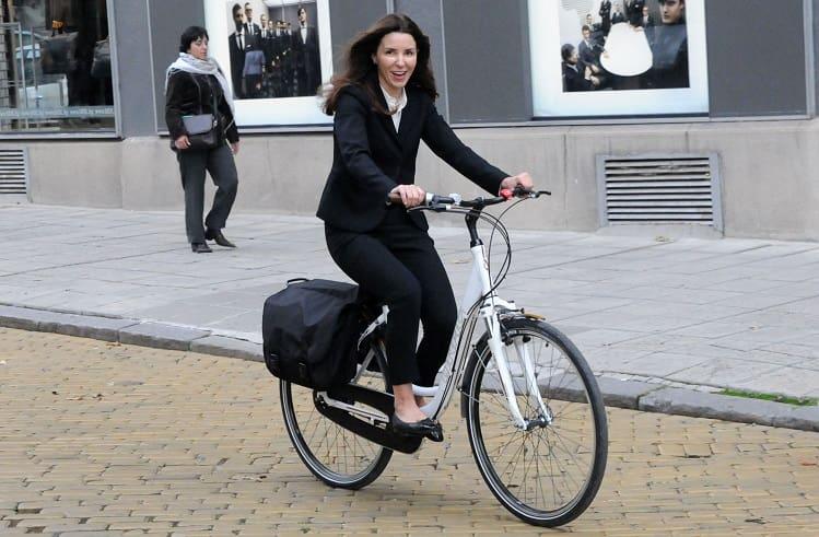 دوچرخه شهری خانم ها