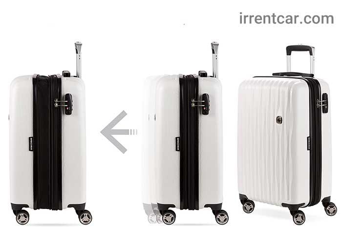 چمدان مسافرتی پلی کربنات - فایبرگلاس یا پلی کربنات را انتخاب کنیم؟