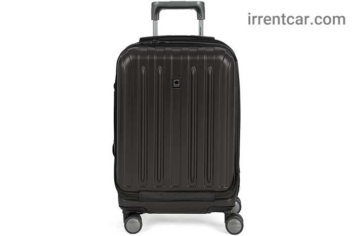 چمدان تیتانیومی