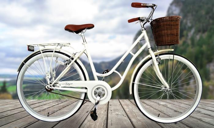 سرعت دوچرخه شهری