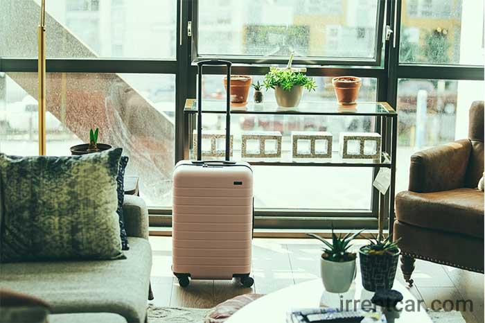 از کجا چمدان بخریم ؟ پیشنهاد ما خرید آنلاین چمدان است.