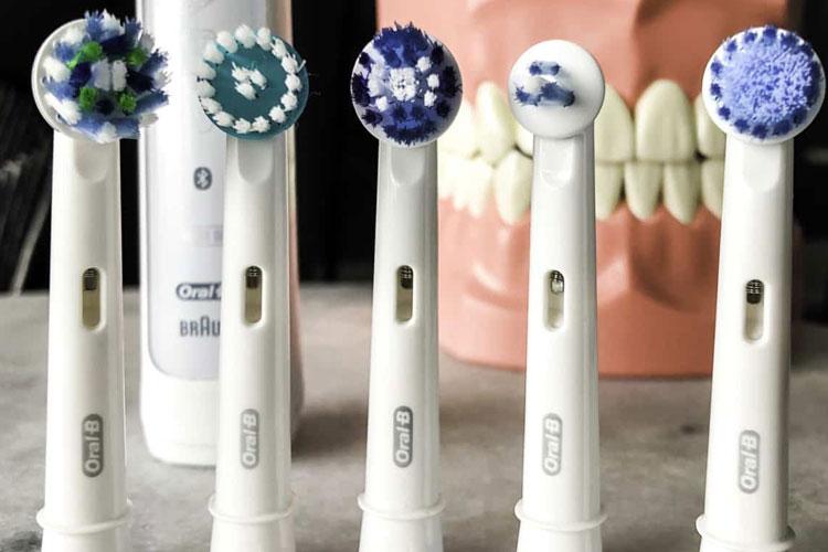 مسواک برقی اورآل بی  مسواک برقی oral b