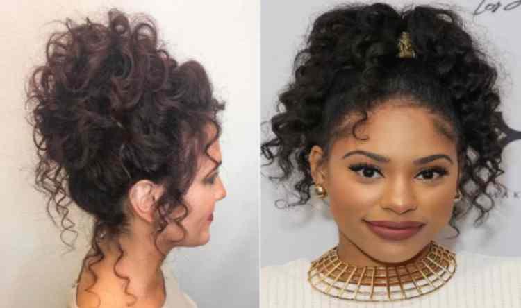 انواع فر مو مدل مو بسته