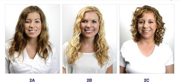 انواع فر مو مدل موی موج دار