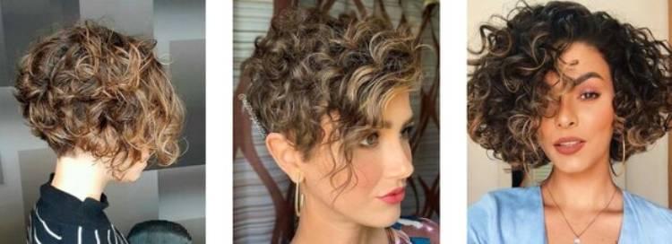 انواع فر مو مدل موی فر کوتاه
