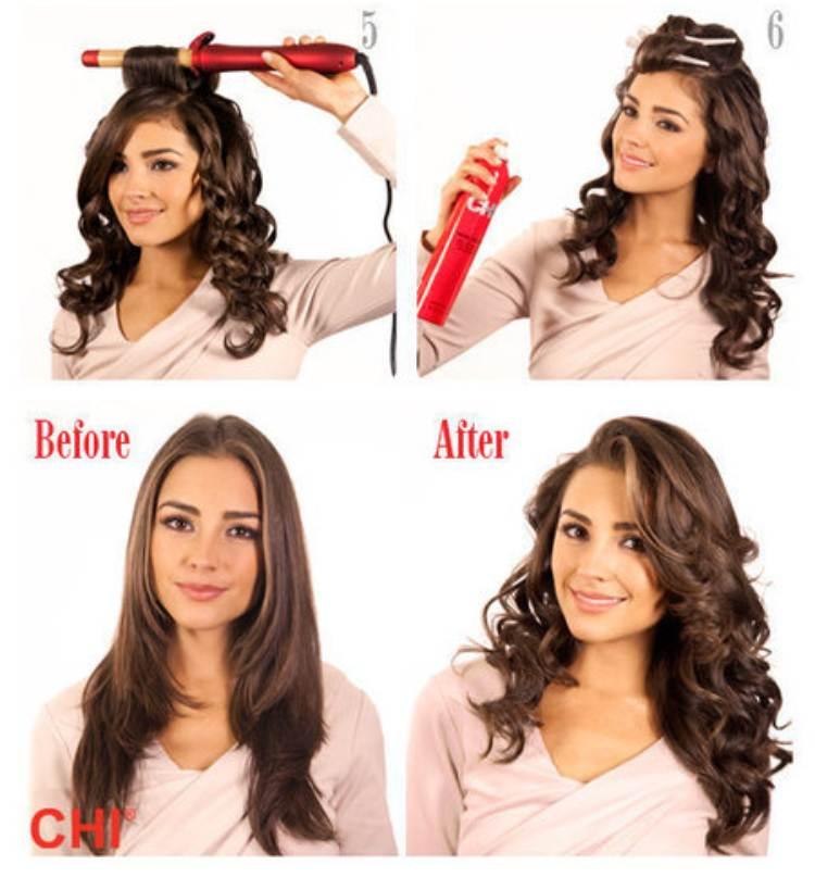 آموزش مدل مو باز با بابلیس