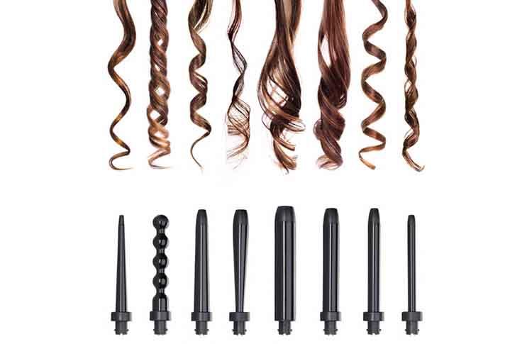 انواع دستگاه فر کننده مو
